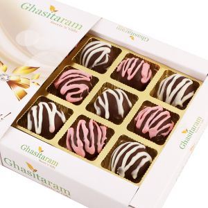 Buy Round Chocolates Box online