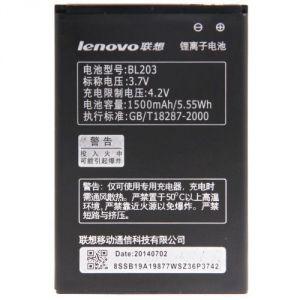 Buy Original Lenovo Bl-203 Bl203 Battery - Lenovo A369i, A66, A316i, A300t online
