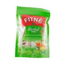 Fitne Infusion Herbal Slimming Green Tea (pack Of 15)