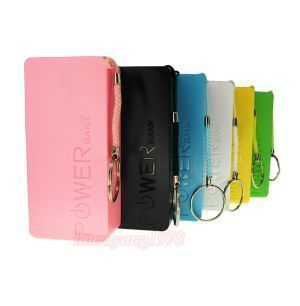 Buy 1 Get 1 Free Universal Power Bank Battery Backup 5600mah For All Mobile