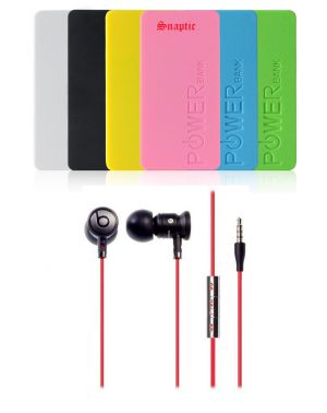 Buy 5600mah Universal Powerbank & Htc OEM Monster Beats Headset With Mic online
