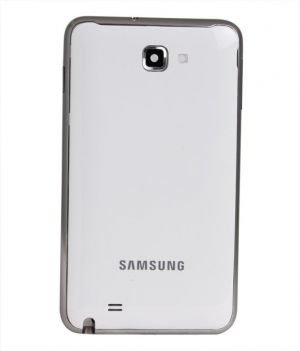 Buy Original Back Battery Panel For Samsung Galaxy Note I9220 N7000 - White online