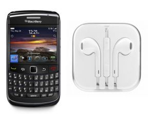 Buy Hi Definition Stereo Earphones With Mic For Blackberry Bold 3 9780 online
