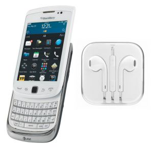 Buy Hi Definition Stereo Earphones With Mic For Blackberry Torch 9800 online