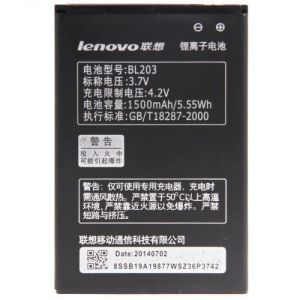 Buy Lenovo A278t/a308t/a318t/a365e/a369i/a66 Li Ion Polymer Replacement Battery Bl-203 By Snaptic online