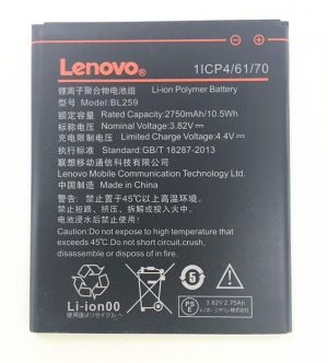 Buy Lenovo K3/vibe K5/vibe K5 Plus Li Ion Polymer Replacement Battery Bl-259 By Snaptic online