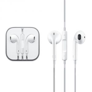 Buy OEM Buy 1 Get 1 Free Stereo Headset Earpods With Mic For Apple Iphone/ipod/ipad online