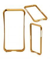 Buy Bumper For Apple iPhone 5 5s Golden online