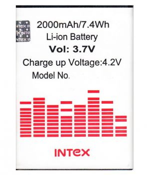 Buy Intex Aqua Flash Li Ion Polymer Replacement Battery Br1405q By Snaptic online