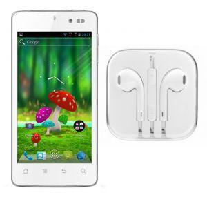 Buy Hi Definition Stereo Earphones With Mic For Karbonn S1 online