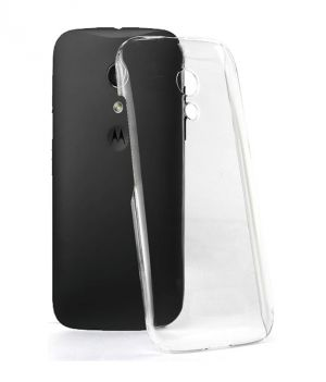Buy Ultra Thin 0.3mm Transparent Soft Case For Motorola Moto G2 2nd Gen Xt1068 online