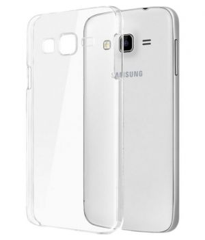 Buy Mobile Back Cover Transparent For Samsung Galaxy J 5 online