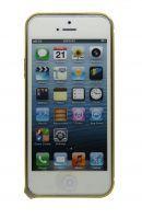 Buy Snooky Premium Metal Aluminum Bumper Case Cover For iPhone 5s / 5 Td11681 online