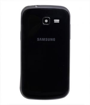Buy Back Battery Panel For Samsung Trend S7392 - Black online