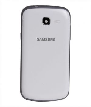 Buy Back Battery Panel For Samsung Trend S7392 - White online