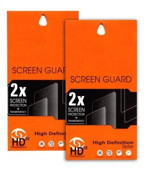 Buy Ultra HD 0.2mm Screen Protector Scratch Guard For LG Google Nexus 4 (set Of 2) online