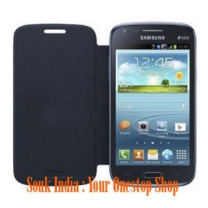 Buy Samsung Galaxy Star Pro Duos S7262 Flip Cover Case  royal Blue    Galaxy Star Pro Cover