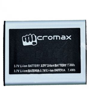 Buy Micromax X282 Li Ion Polymer Replacement Battery By Snaptic online