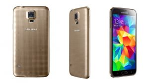 Buy Samsung Galaxy S5 Duos G900fd Android Smartphone Gold online