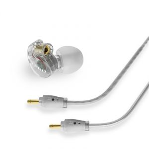 Buy Mee M6 Pro Universal Fit Noise-isolating Musician In-ear Monitors(clear) online