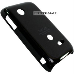 the best attitude bde20 65946 Sony Xperia Tipo St21i Black Back Case Cover Bsn01