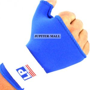 Buy Elastic Wrist Support Thumb Sports Injuries Hand Sleeve Gym Protect -02 online