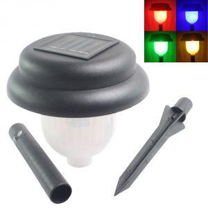 Buy Solar Powered Rechargeable LED Lawn Garden Light Lamp Waterproof - 03 online