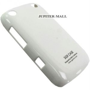 brand new 31ab1 cdcc6 Blackberry Curve 9320 White Back Case Cover Bb01
