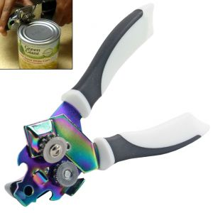 Buy Details About Heavy Duty Chrome Can Easy Opener Stainless Steel Kitchen Restaurant Tool - 07 online