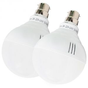 Buy Set Of 2pcs 24w High Power LED Bulb For Pure, White, Cool, Safe Light - 11 online