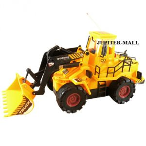 Buy 12 Inch Rechargeable Remote Radio Control Rc Jcb Dump Track Kids