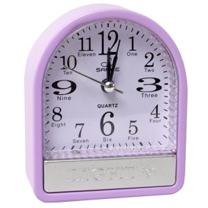 Buy Fashionable Table Clock With Alarm - 36 online
