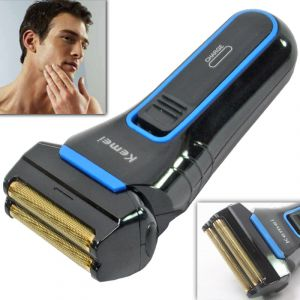 Buy Cordless Electric Rechargeable Mens Shaver With Pop-up Trimmer -41 online