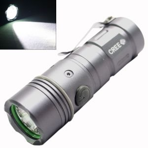 Buy 3 Mode Cree Rechargeable LED Waterproof Flashlight Flash Light Torch - 48 online