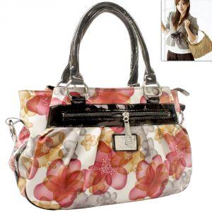 edc5b0828dca Buy Leather Bag Womens Ladies Girls Side Hand Bags Handbag Purse - 54 online