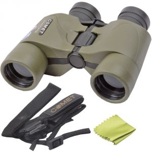 Buy COMET 8X40 Powerful Prism Binocular Telescope with Pouch online