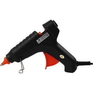 Buy 60W MultiPurpose Hot Melt Professional Glue Gun with Free 10 Big Glue Sticks online
