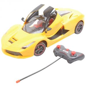 Buy 28Cm Door Open Rechargeable Radio Control Rc Car Kids Toys Remote Gift online