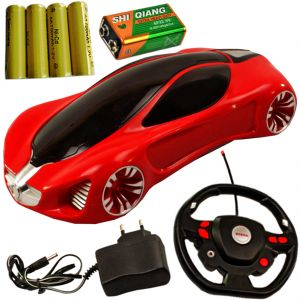 Buy Big Rechargeable 26CM Gravity Induction RC Racing Car Kids Toy Remote online