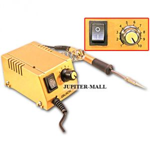 18W Temperature Control Soldering Station Iron Tool Solder Welding -01