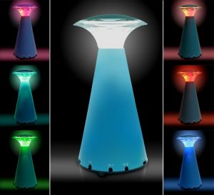 Buy New Style LED Colorful Night Light / Festival Gifting Lamp   Speaker online