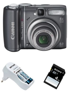 buy imported canon powershot a590 is digital camera online best rh mshop rediff com