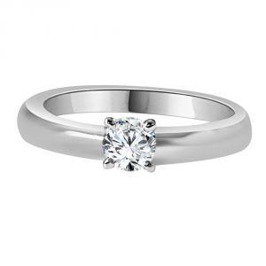 Buy Surat Diamond 0.26ct Round K/i2 Engagement Delight Ring-(026ki2) online