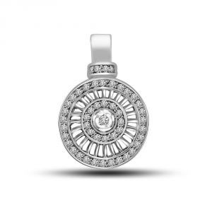 Buy Surat Diamond The Mark Of A Man Pendant P1241 online
