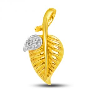 Buy Diamond & Gold Pendant P723 online