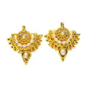 Buy Surat Diamond Pearl Grand Finesse Earrings Se16 online