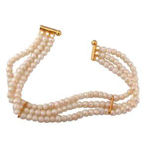 Buy Surat Diamond Pearl Braclet Sb16_2 online