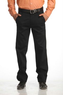 Buy Tng Satin Stretch Trouser 7776 Black online