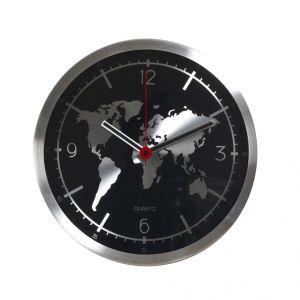 0e942c050dd Buy World Map Round Analog Wall Clock Online