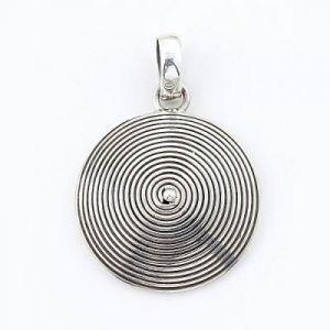 Buy Aesthetic Sterling Silver Pendant_11 online